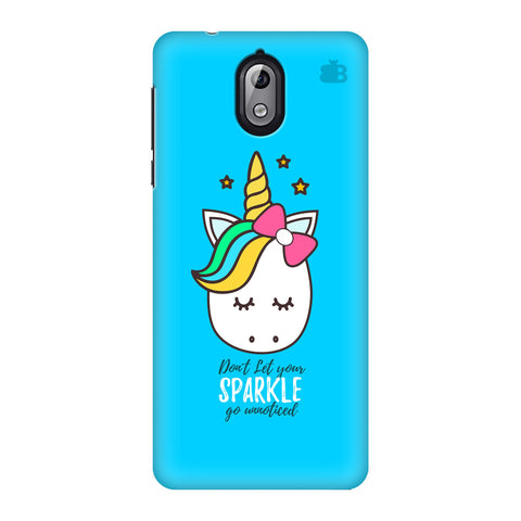 Your Sparkle Nokia 3 Phone Cover