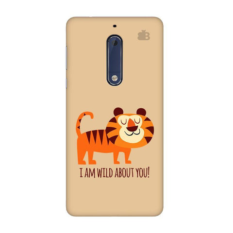 Wild About You Nokia 5 Phone Cover