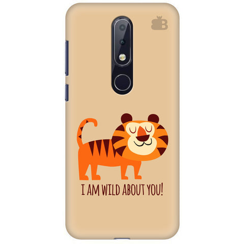 Wild About You Nokia 6.1 Plus Cover