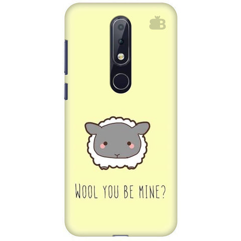 Wool Nokia 6.1 Plus Cover