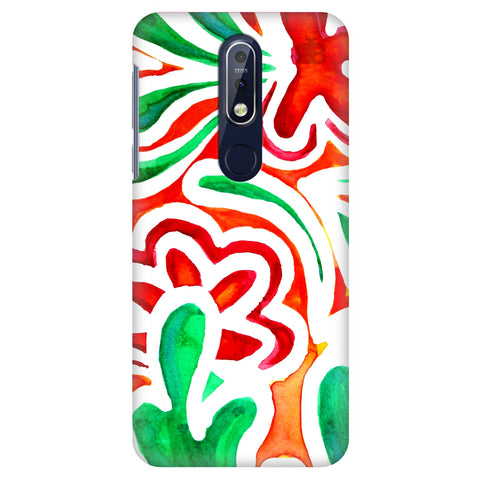 Batic Art Nokia 7.1 Cover