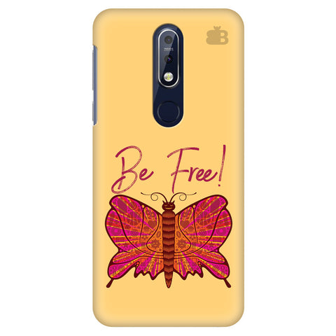 Be Free Nokia 7.1 Cover