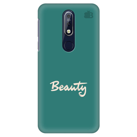 Beauty Nokia 7.1 Cover