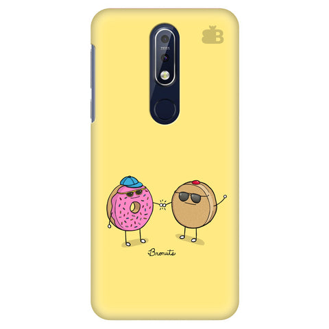 Bronuts Nokia 7.1 Cover