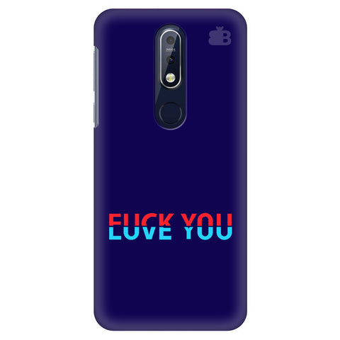F L You Nokia 7.1 Cover