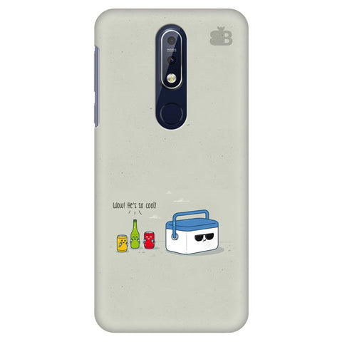 He is Cool Nokia 7.1 Cover