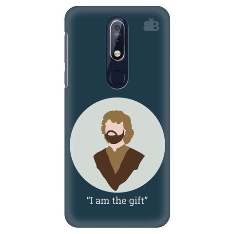 I am the gift Nokia 7.1 Cover