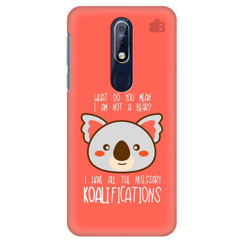 Koalifications Nokia 7.1 Cover