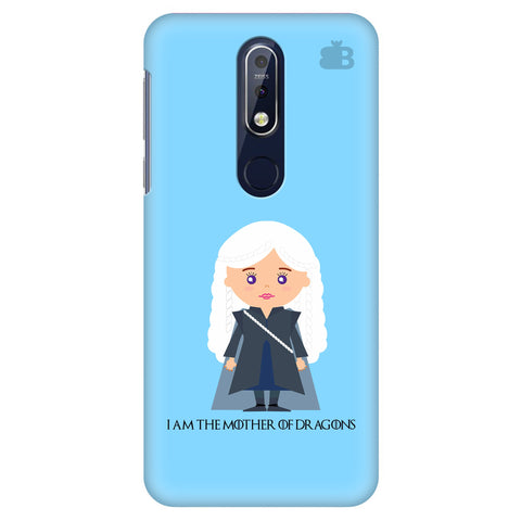 Mother of Dragons Nokia 7.1 Cover