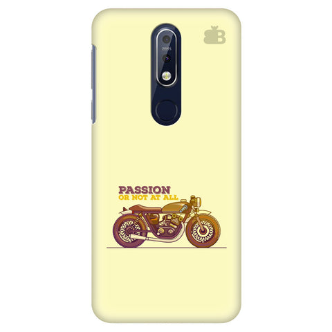 Passion for Motor Nokia 7.1 Cover
