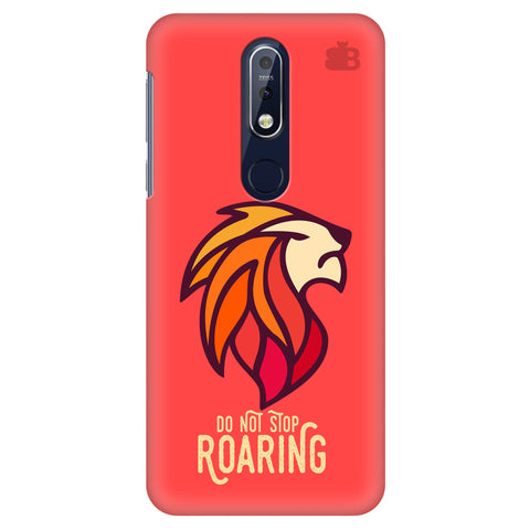 Roaring Lion Nokia 7.1 Cover