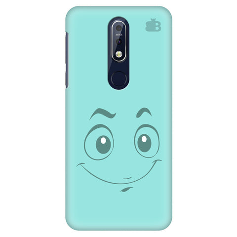 Smiley Nokia 7.1 Cover