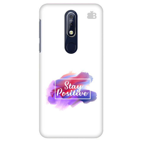 Stay Positive Nokia 7.1 Cover