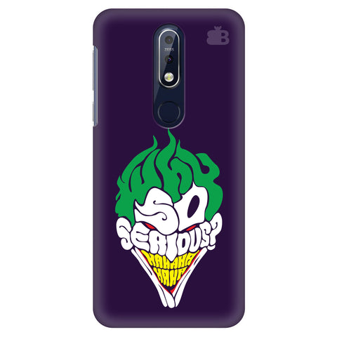 Why So Serious Nokia 7.1 Cover