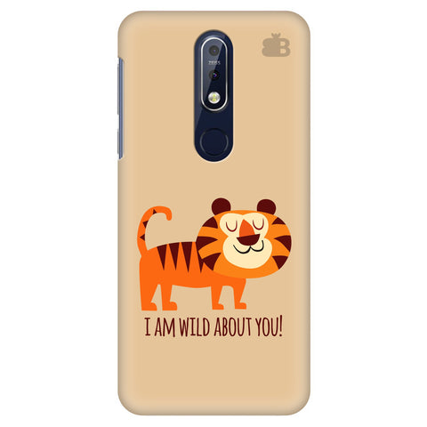 Wild About You Nokia 7.1 Cover