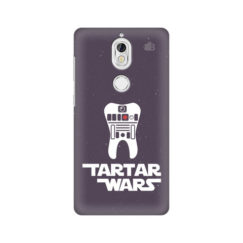 Tartar Wars Nokia 7 Cover