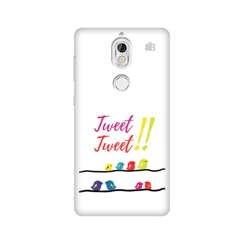 Tweet Tweet Nokia 7 Cover