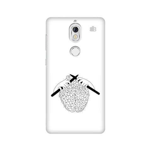 Weaving Brain Nokia 7 Cover