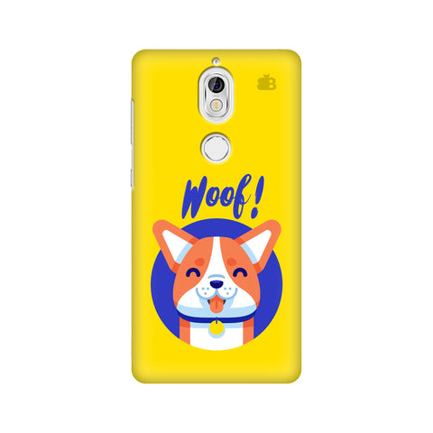 Woof Nokia 7 Cover
