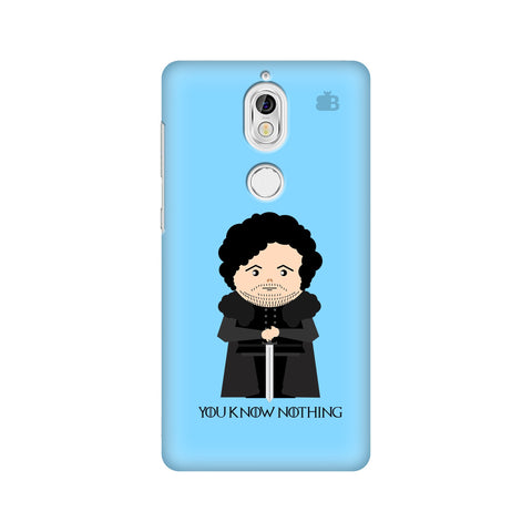 You Know Nothing Nokia 7 Cover