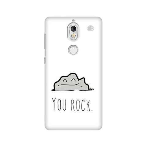 You Rock Nokia 7 Cover