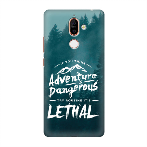 Adventure Nokia 7 Plus Cover