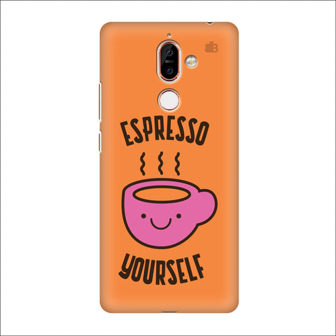 Espresso Yourself Nokia 7 Plus Cover
