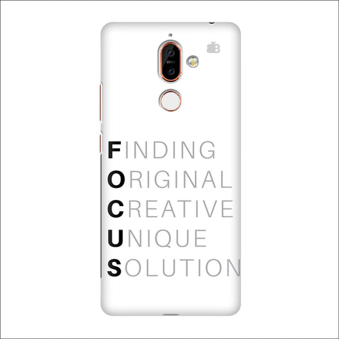 Focus Nokia 7 Plus Cover
