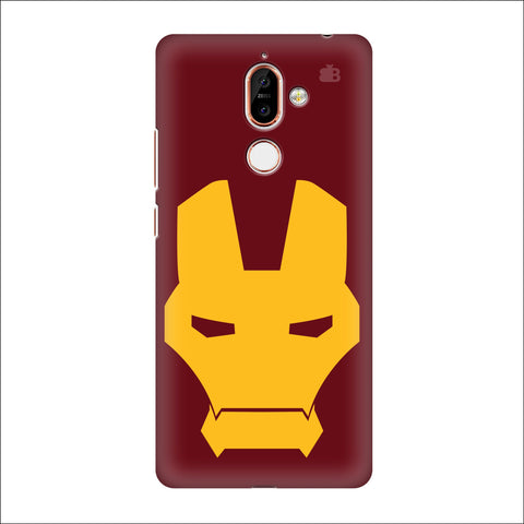 Superhero Mask Nokia 7 Plus Cover