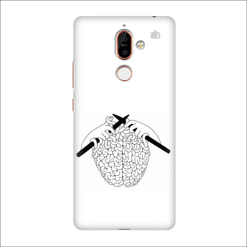 Weaving Brain Nokia 7 Plus Cover