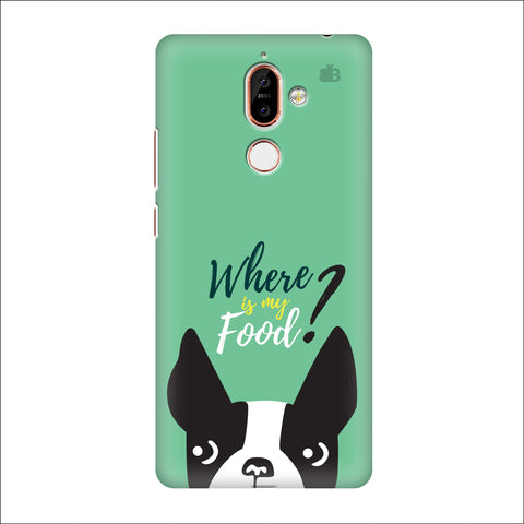 Where is my Food Nokia 7 Plus Cover
