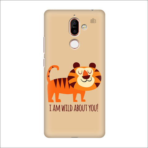 Wild About You Nokia 7 Plus Cover
