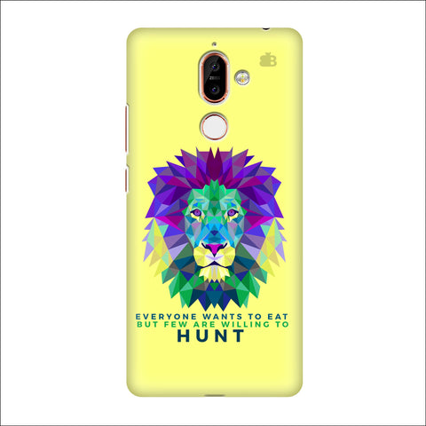 Willing to Hunt Nokia 7 Plus Cover