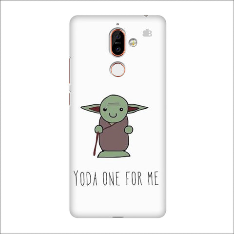 Yoda One Nokia 7 Plus Cover