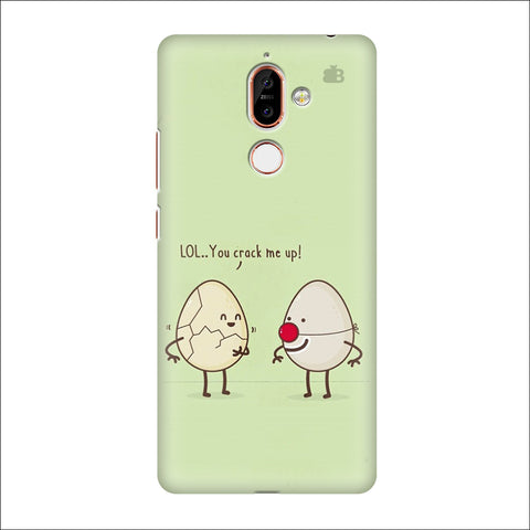 You Crack me up Nokia 7 Plus Cover