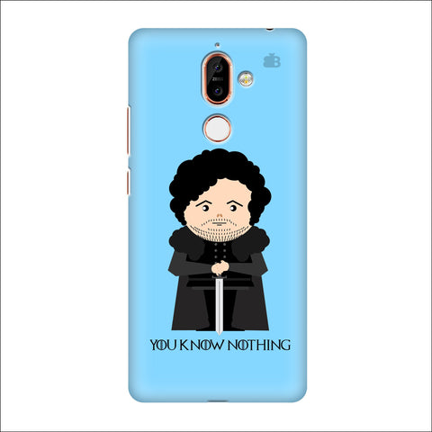 You Know Nothing Nokia 7 Plus Cover
