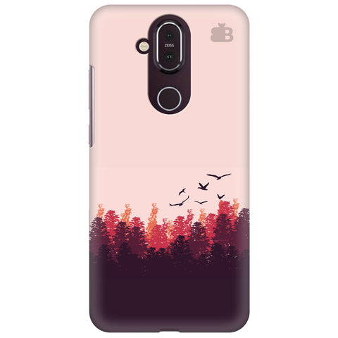 Forest Nokia 8.1 Cover