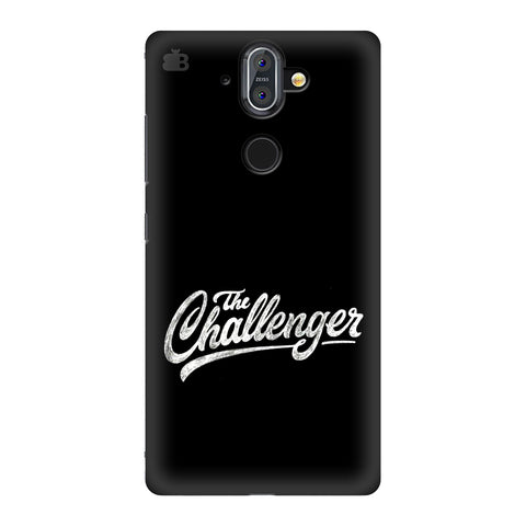 The Challenger Nokia 8 Sirocco Cover