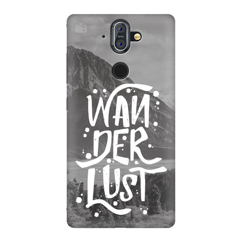 Wanderlust Nokia 8 Sirocco Cover