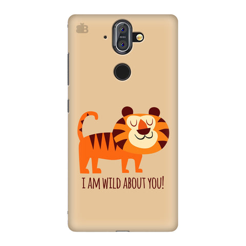 Wild About You Nokia 8 Sirocco Cover