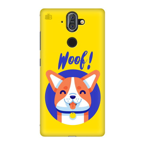 Woof Nokia 8 Sirocco Cover