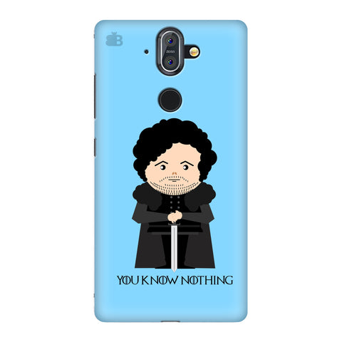 You Know Nothing Nokia 8 Sirocco Cover