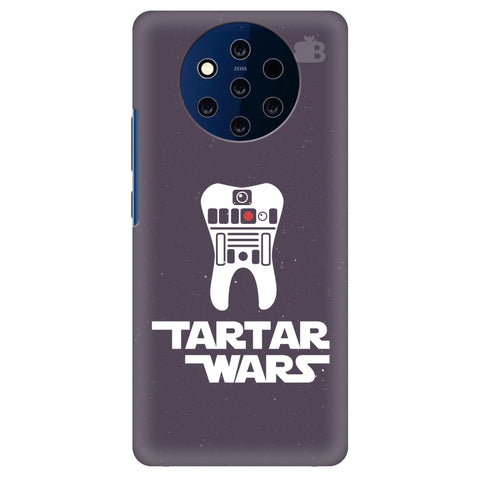 Tartar Wars Nokia 9 Cover