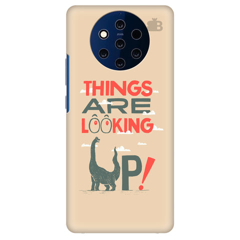 Things are looking Up Nokia 9 Cover