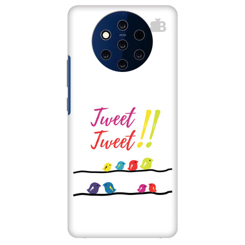 Tweet Tweet Nokia 9 Cover