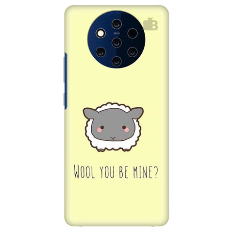 Wool Nokia 9 Cover