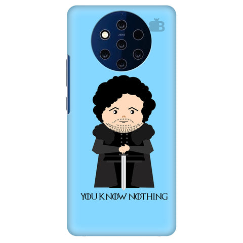 You Know Nothing Nokia 9 Cover