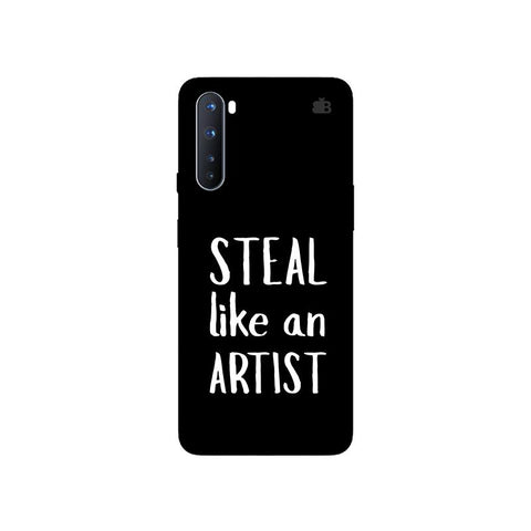 Steal like an Artist OnePlus Nord Phone Cover