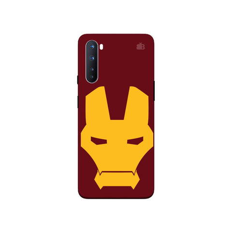Superhero Mask OnePlus Nord Phone Cover