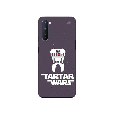 Tartar Wars OnePlus Nord Phone Cover